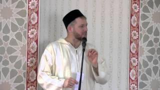 Пятничный урок в ИКЦ Киев. Хадис о страсти к накоплению
