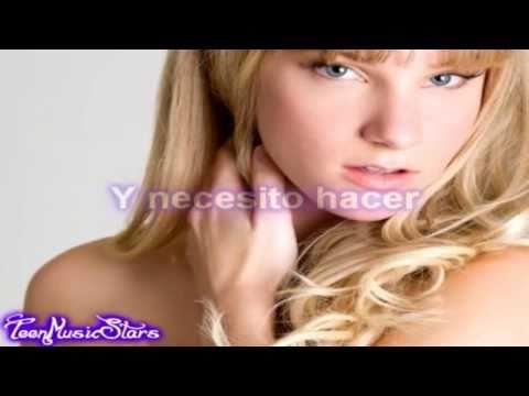 I'm Slave 4U - Glee - Traduccion en Español HD