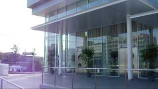 福大メディカルホールと第76回民族衛生学会総会