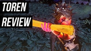 Toren First Impression Review / Mystery Adventure Indie Game on Steam