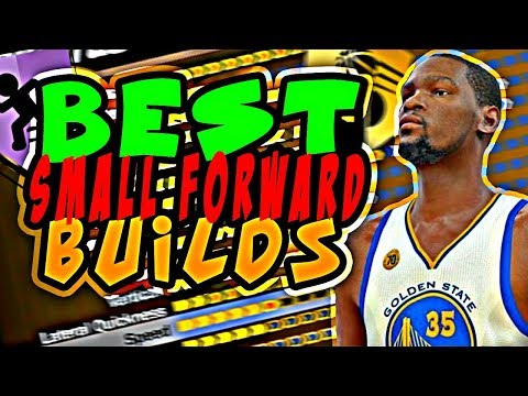 NBA 2K18 BEST SMALL FORWARD BUILD | NBA 2K18 BEST BUILDS FOR NBA 2K18 MYPARK