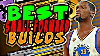 NBA 2K18 BEST SMALL FORWARD BUILD | NBA 2K18 BEST BUILDS FOR NBA 2K18 MYPARK