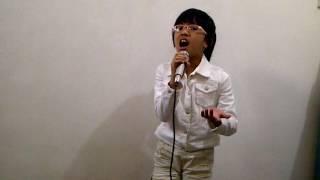 Lagu angel idola cilik(cinta untuk mama)by cecil[age 9thn]