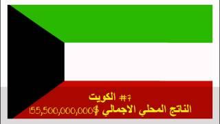 اغنى 10 دول عربية