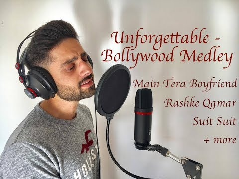 Unforgettable - Bollywood Medley | Anish Popat