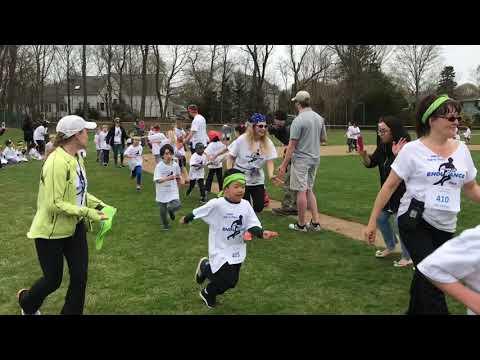 VIDEO: North Shore Christian School students participate in Jog-A-Thom
