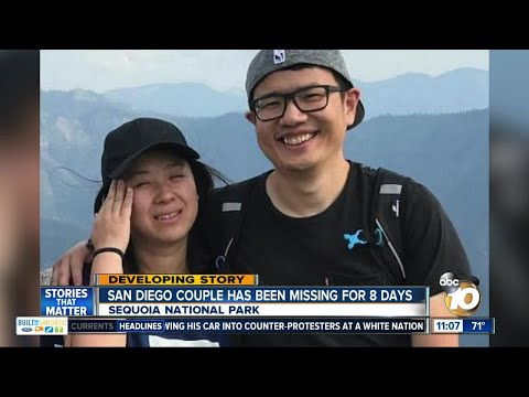 San Diego couple missing for 8 days