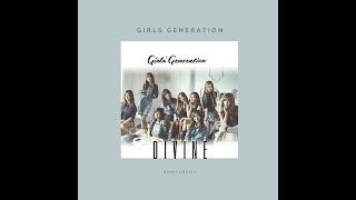 KARAOKE Divine - Girls Generation (SNSD) FULL INSTRUMENTAL WITH LYRICS KAN | ROM