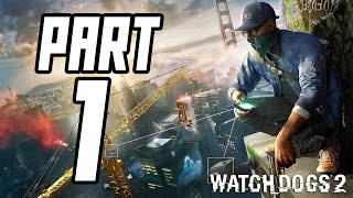 ► Watch Dogs 2 | #1 | Hipsteři útočí! | CZ Lets Play / Gameplay [1080p] [PC]