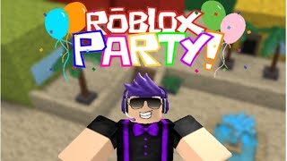 "YO WE HAVE PEOPLE DYING OUT HERE| Roblox's ""Sleepover"" Part 1"