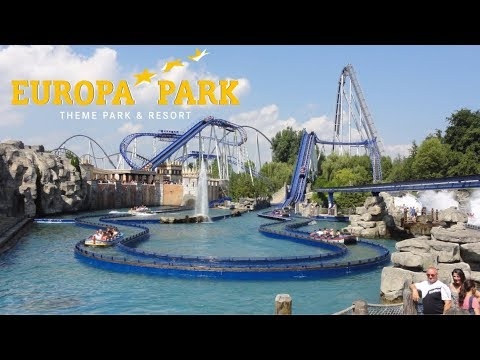 Europa Park Vlog July 2017 Day Two