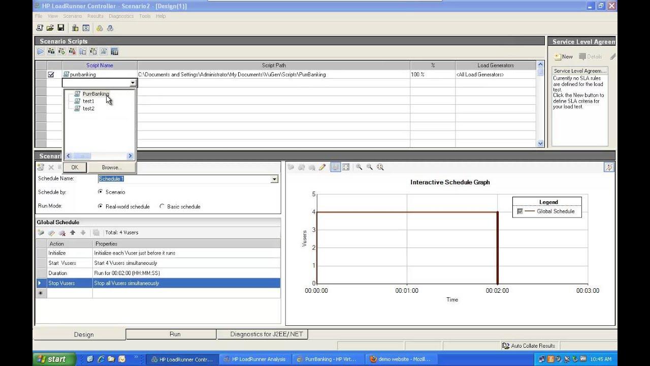 Shunra NV for HP v8.6 - Network Virtualization for HP LoadRunner ...
