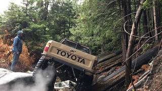 BC Wheeling: The Jalopy's Shakedown On Lower And Upper Fuct