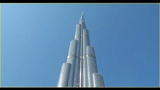 Burj Khalifa Firework Show | Top Floor View Fountain Dubai Tours