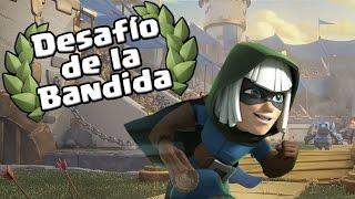 ¡¡JUGAMOS EL DESAFÍO DE LA BANDIDA!! Consejos para el desafío | Clash Royale | Alvaro845 thumbnail