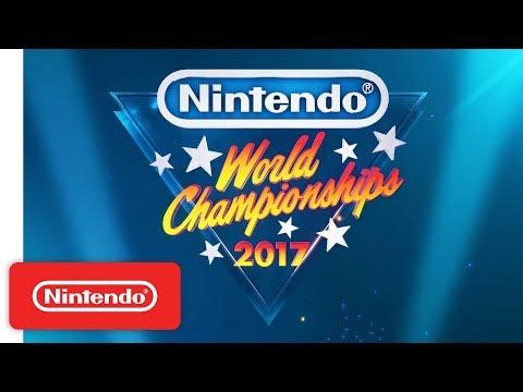Nintendo World Championships 2017 - Reveal Trailer