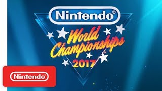 Nintendo World Championships 2017 - Reveal Trailer