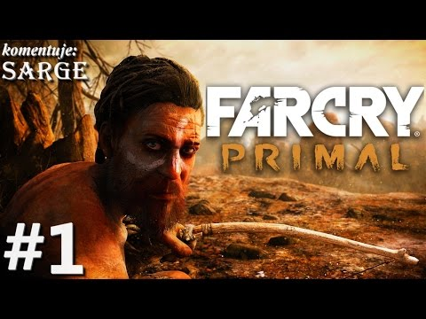 Zagrajmy w Far Cry Primal [PS4] odc. 1 - Przetrwanie w prehistorii