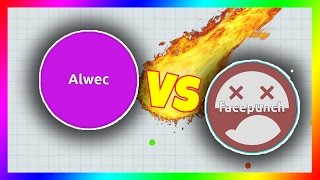 Agario - Eat or Be Eaten (Funny Moments) (Agar.io) [2]