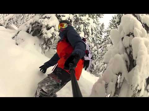 Wintersportreis Saalbach-Hinterglemm 2012