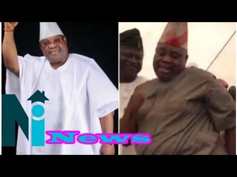 Stop embarrassing Nigeria with your 'dance' - Group slams Senator Adeleke
