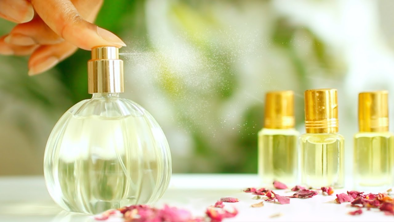 Download HOW TO MAKE NATURAL PERFUME OIL   Everything You NEED TO KNOW ABOUT Beginner Perfume Making