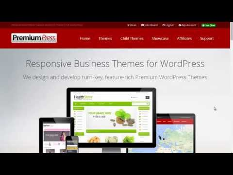 Creating Child Themes (Part 1) - YouTube