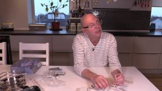 LED Lys Køkkenskabe