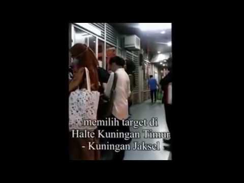 Heboh!!! Video Pelecehan Seksual di Transjakarta Menjadi Viral