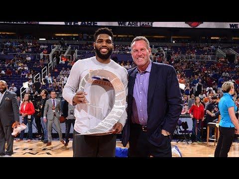 Phoenix Suns Alan Williams Season Recap (2016-17)
