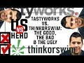 tastyworks Vs. thinkorswim Review: The Good, The Bad, The Ugly For Options Trading