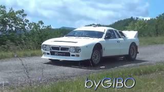 Test Lancia Rally 037