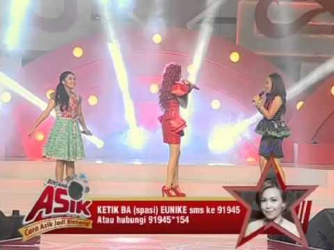 Grand Final: Kolaborasi Mulan Jameela, Rizqa & Eunike - Cinta Mati 2