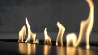 Płomień - kominki na biopaliwo Ebios Fire Manual