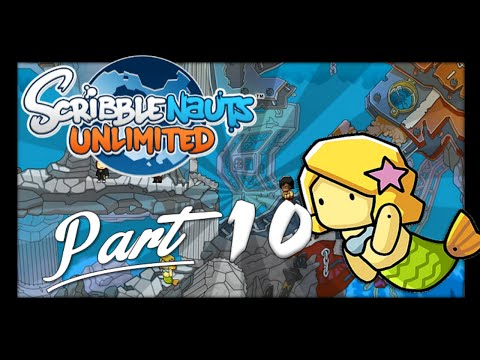 Scribblenauts Unlimited | Part 10 | Exclamation Point