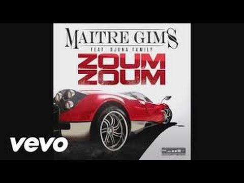 Maître Gims - Zoum Zoum Ft. Djuna Family [Lyrics/Paroles]