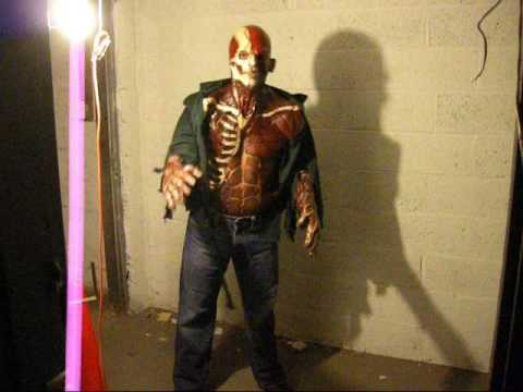 TheHorrorDome.com Bloody Anatomy Suit - Haunted House Halloween ...