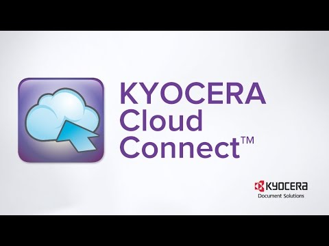 KYOCERA Cloud Connect - LaserFax
