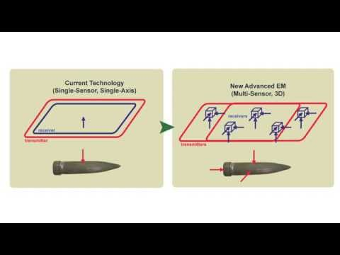 Gregory Schultz: Improving technology for detecting underground bombs