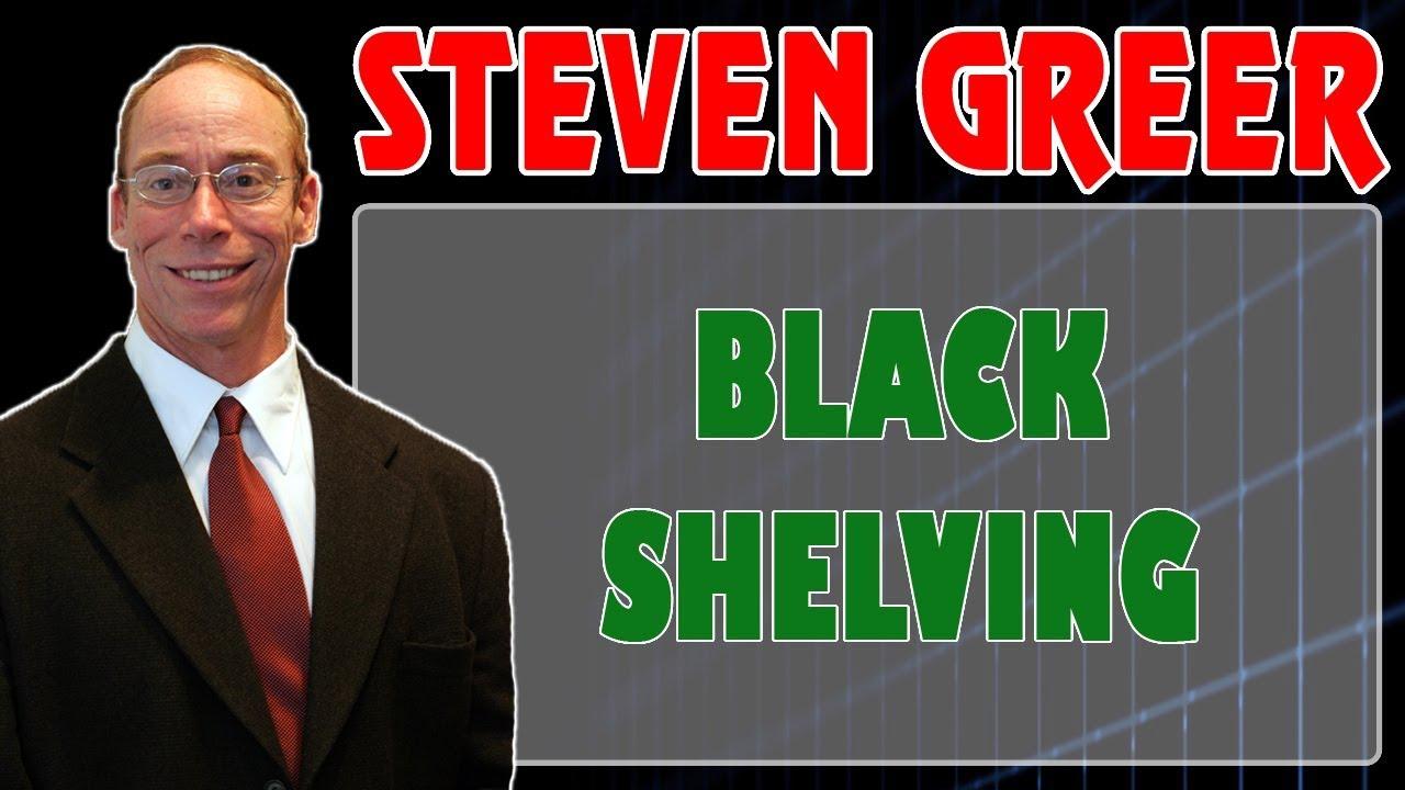 Steven Greer Latest Update (March 26, 2019) - Black Shelving | Steven Greer New Update 2019