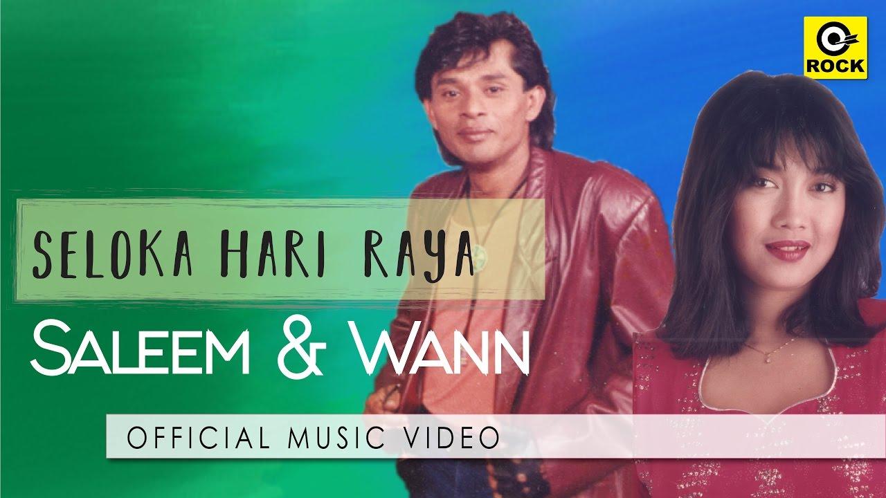 Seloka Hari Raya - SALEEM & WANN [Official Mv] - YouTube