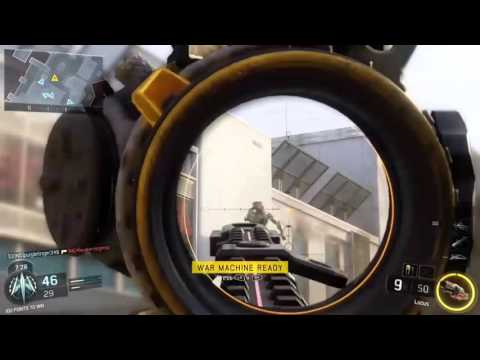BO3 War machine clips :)