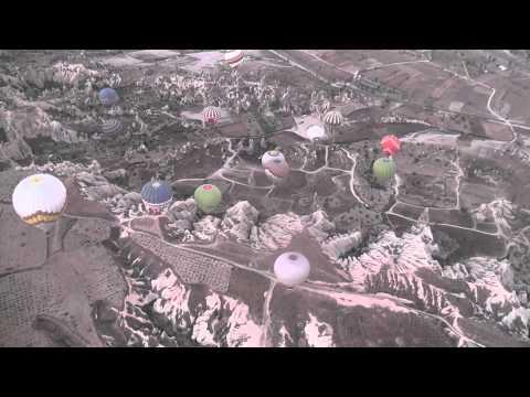 Turkey 22. Cappadocia Balloon Flight