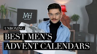 Best Grooming and Lifestyle Men's Advent Calendars For Christmas 2017! thumbnail
