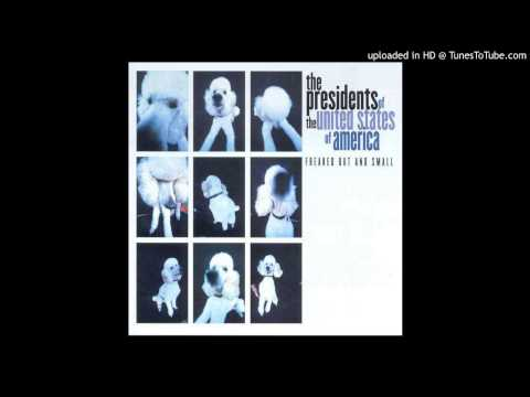 The Presidents Of The United States Of America - Jupiter (Demo)