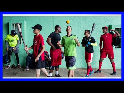 In search of a dream, cuban mlb prospects end up in exile
