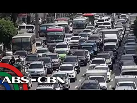 Lim, napikon sa mga reklamo sa trapiko sa Metro Manila