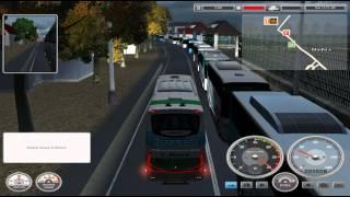 18 Haulin Wos Surabaya Madura PP Jetbus HD2 Adiputro bus budiman