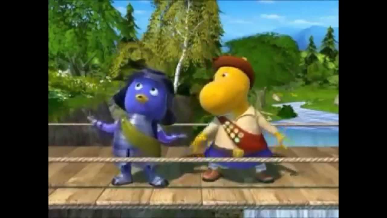 clipes musicais dos backyardigans