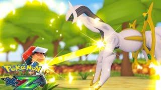 Minecraft: Pokemon X Y Z - ARCEUS ME DEU TODO O PODER DELE #24